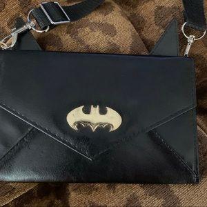 Bags - Super cute Batman theme crossbody Wallet